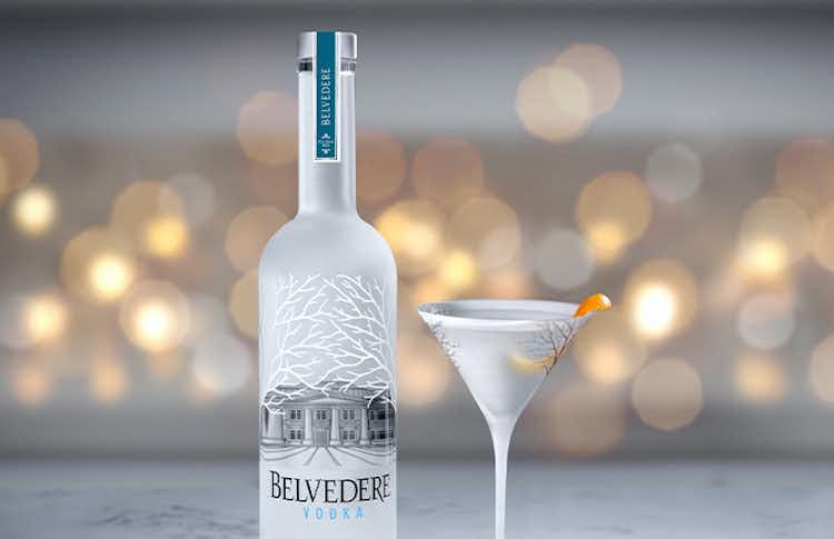 Belvedere Martini Twist