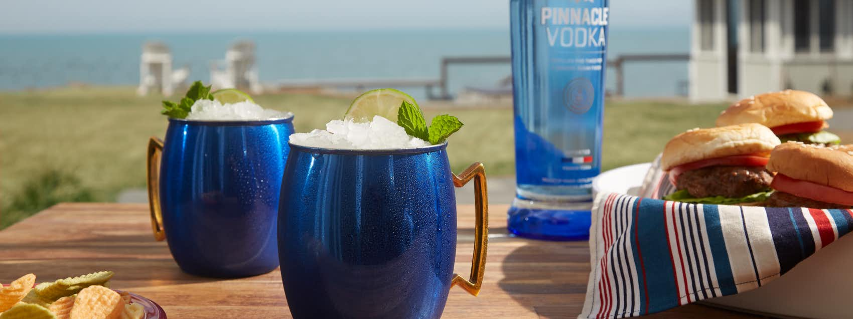 Pinnacle Moscow Mule