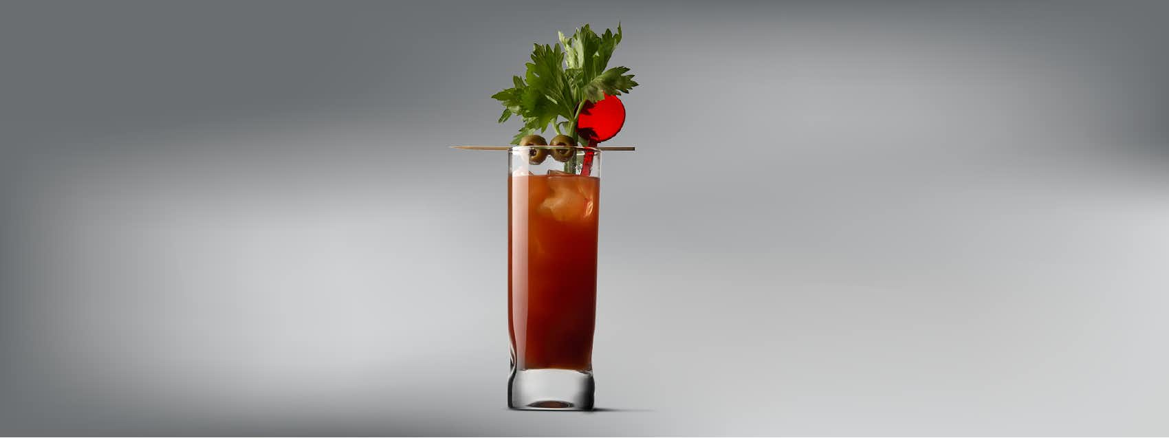 UV Silver Bloody Mary