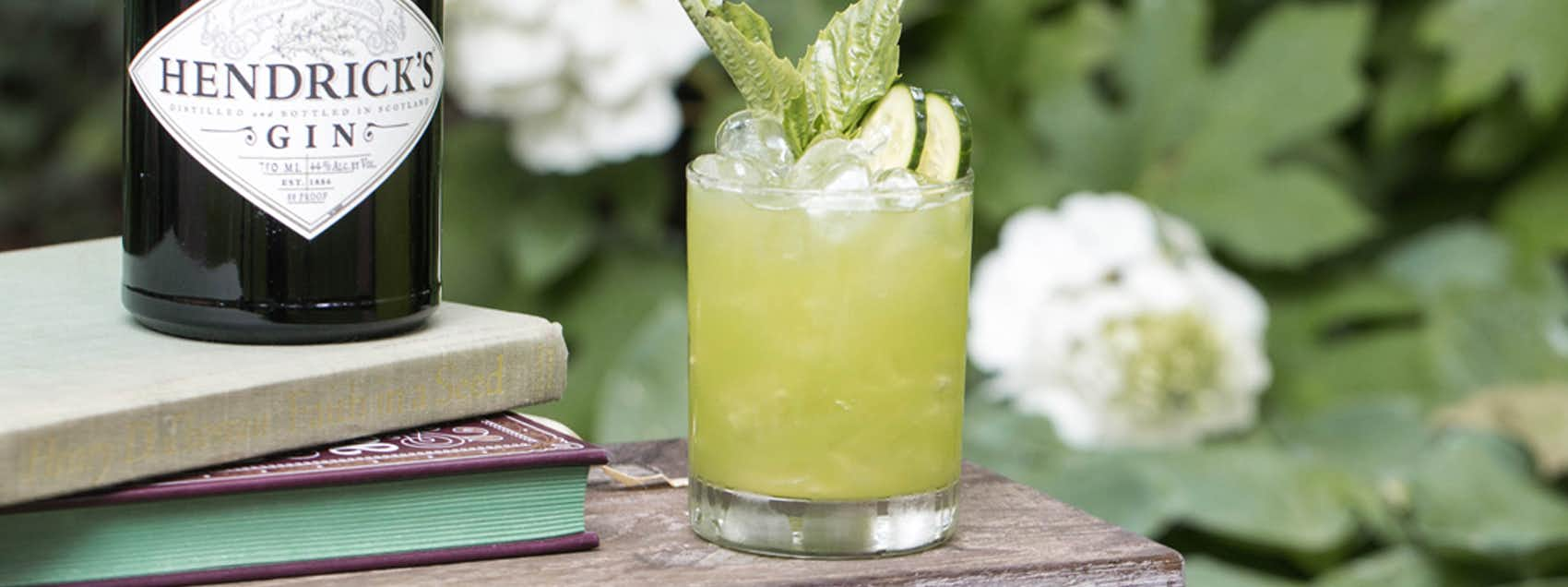 Cucumber Basil Smash