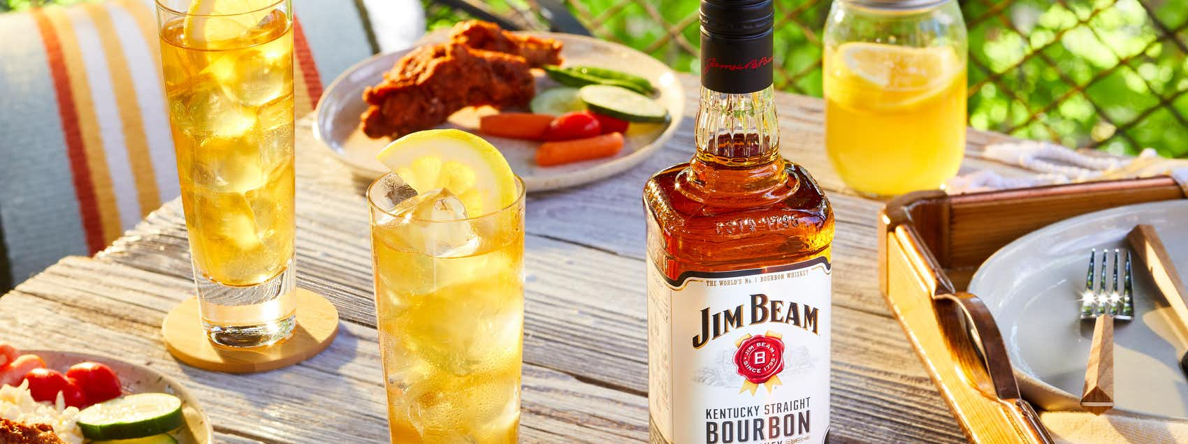 Jim Beam Kentucky Sweet Tea