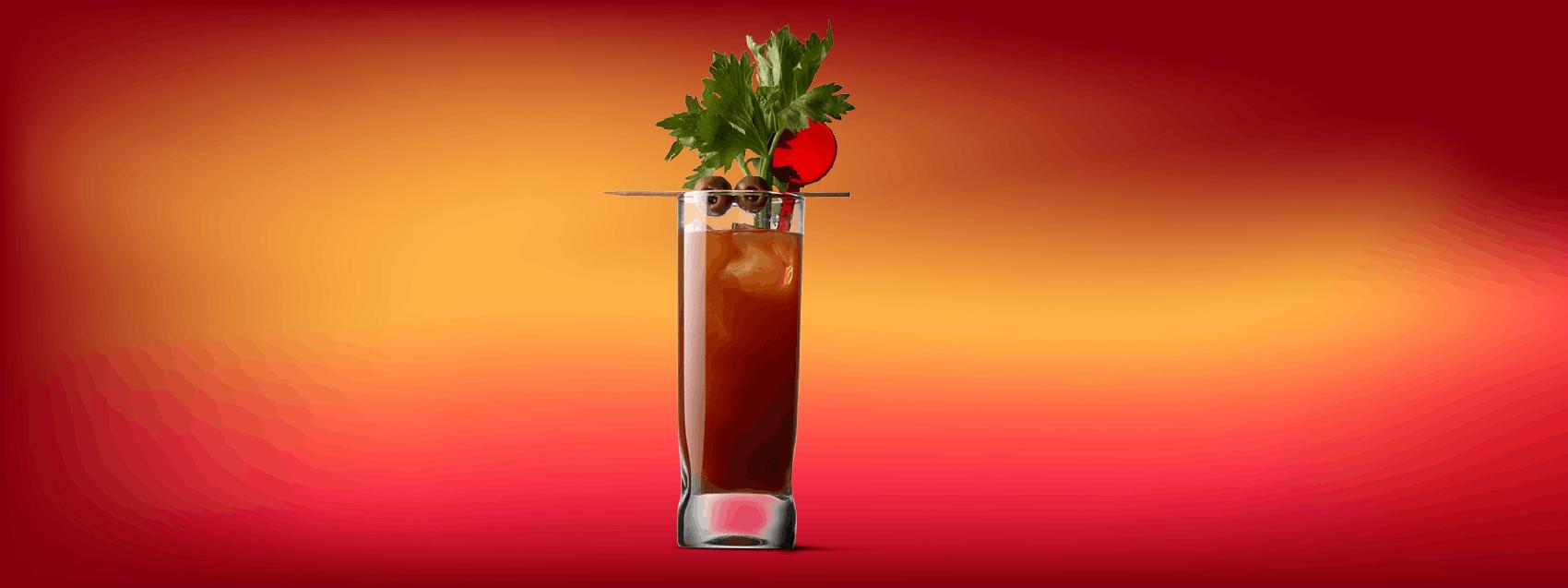 UV Sriracha Bloody Mary