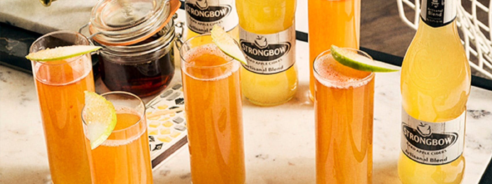 Strongbow Artisanal Blend Maple Mimosa