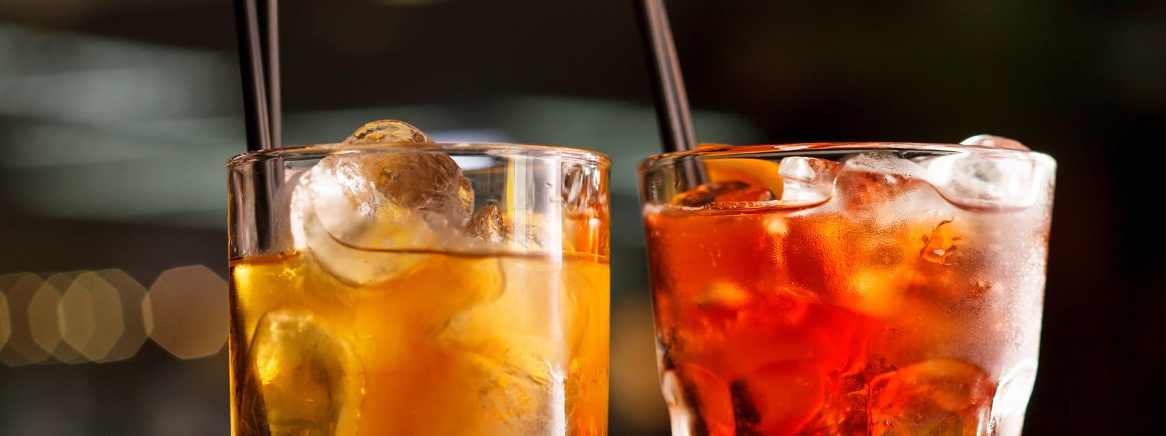 Rye Whiskey Cocktails