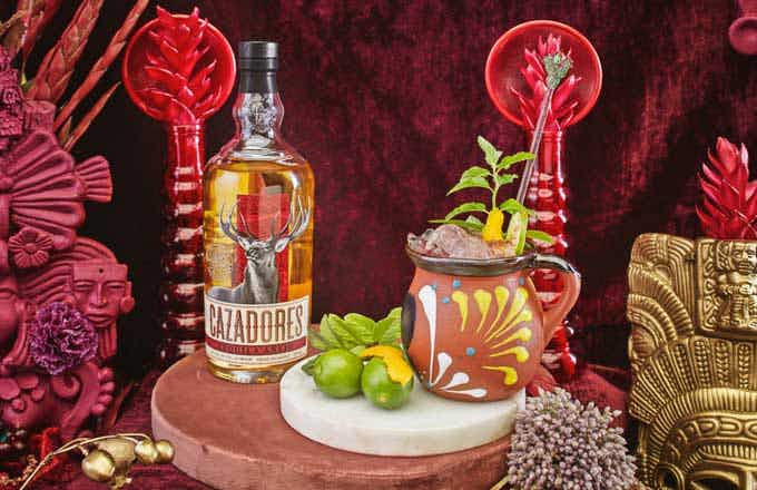 Cazadores Prickly Pear Margarita