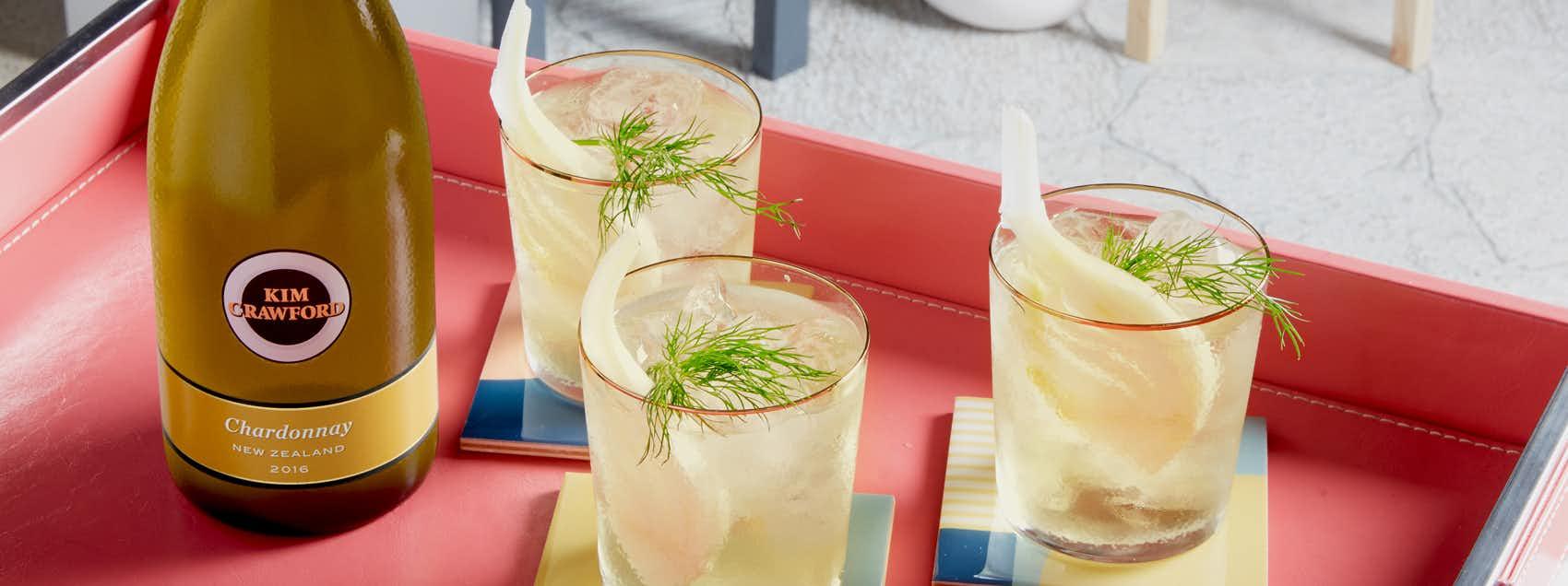 Fennel Fizz Cocktail