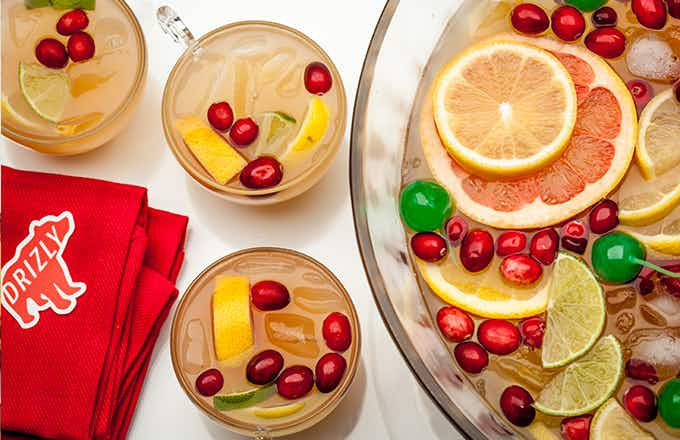 Jingle Juice Punch