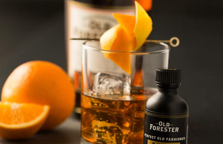 Perfect Old Fashioned