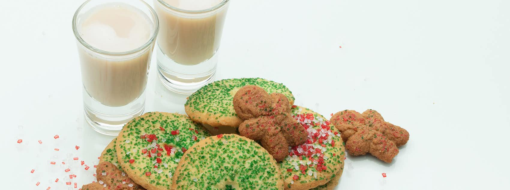Christmas Cookie Shot