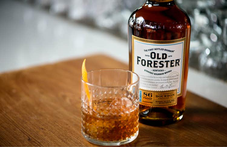 Old Forester Old Fashioned