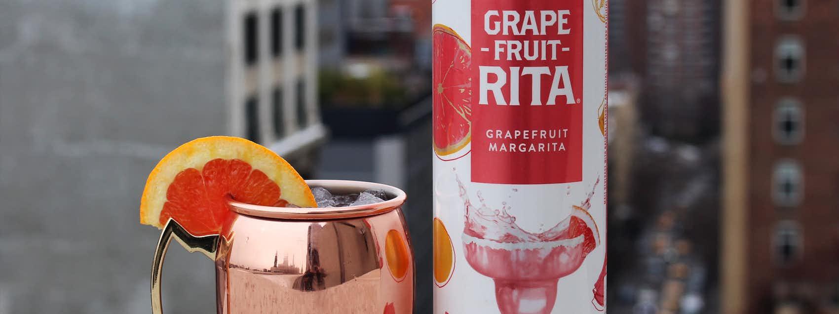 Grape-Fruit-Mule