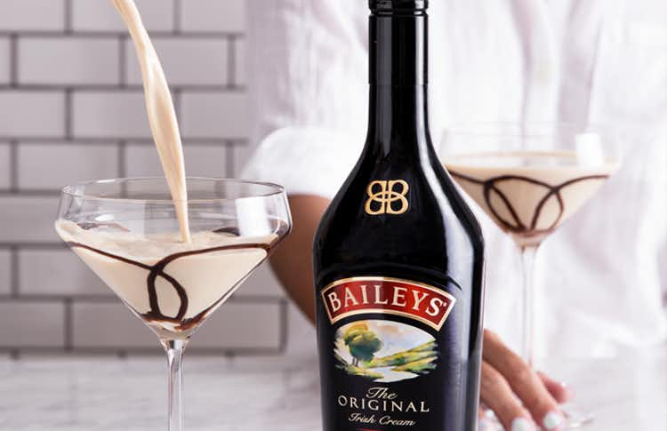 Image result for bailey drink""