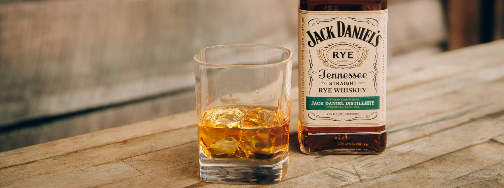 Jack Rye on the Rocks