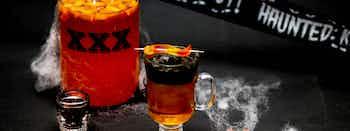Orange and Black Sangri-Ahhh!