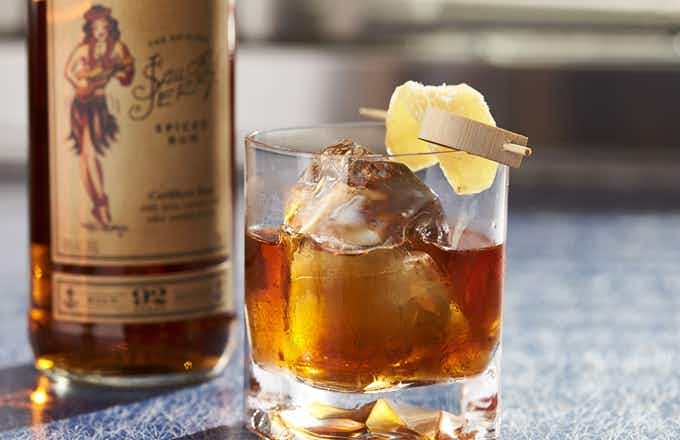 Ginger Old Fashioned
