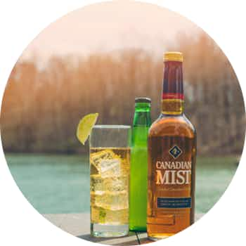Mist And Cola Recipe Drizly