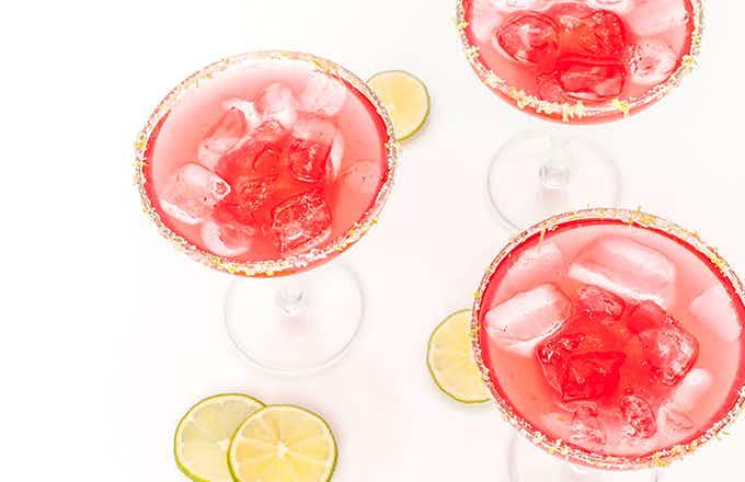 Hibiscus Margarita