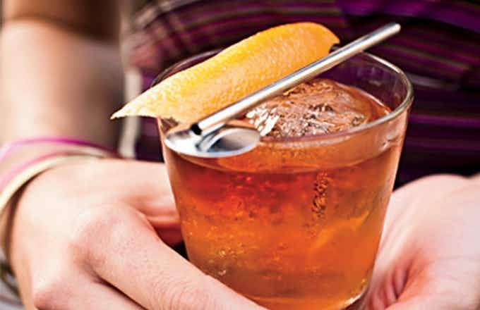 Food & Wine Old Fashioned
