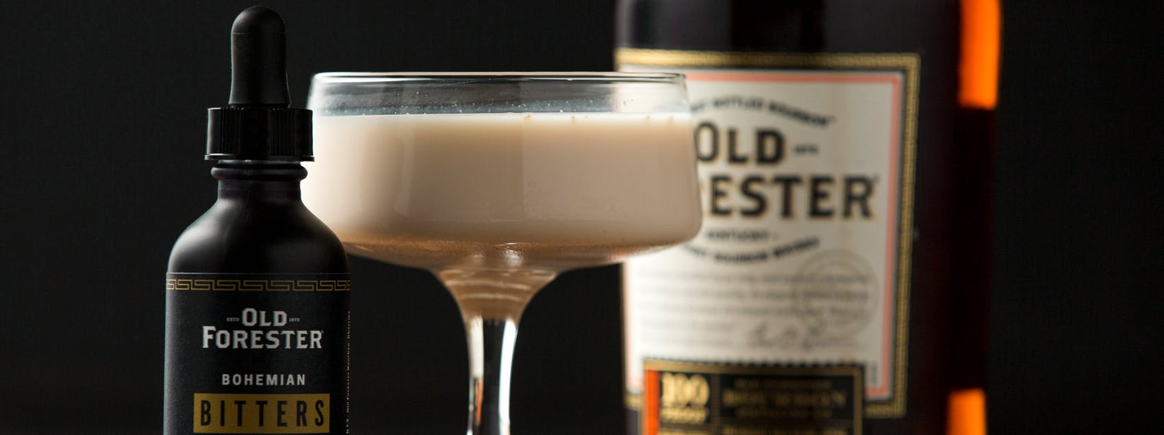 Old Forester Bourbon Alexander