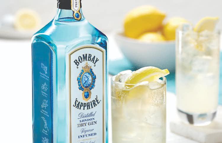 Bombay Lemonade