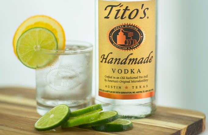 Tito's All Time Favorite