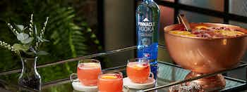 ​Pinnacle® Holly Jolly Punch