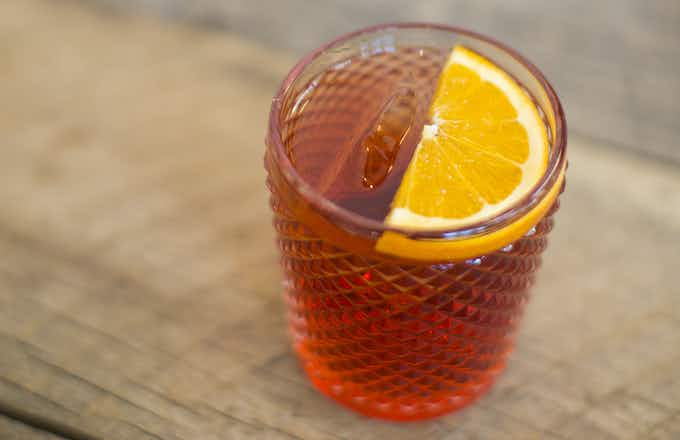 The Ford's Negroni